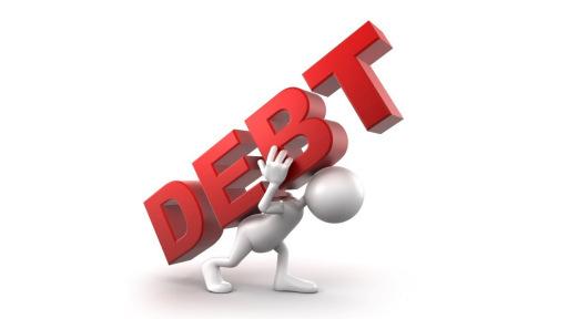 Debts in Africa